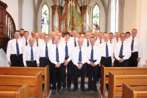 Männerchor Kirche